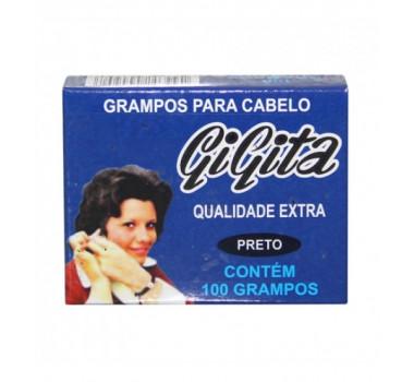 GRAMPO N7 CAIXA C/50 PRETO 936 GIGITA