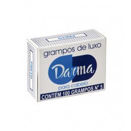 GRAMPO 05 CAIXA C/100 PRETO 023 DARMA