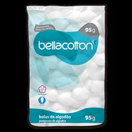 ALGODAO BOLAS PACOTE C/ 95G 471 BELLA COTTON